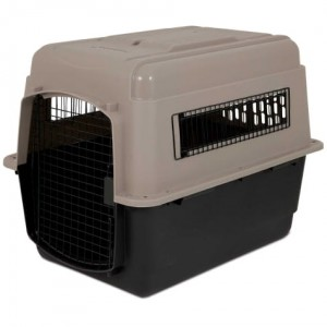 Transporter Ultra Vari Kennel Fashion Int'l Intermediate (81x57x61 cm) marki Petmate